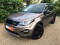 USED 2014 64 LAND ROVER DISCOVERY SPORT 2.2 SD4 HSE 5d AUTO 190 BHP