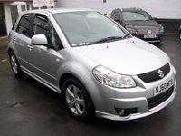 USED 2010 60 SUZUKI SX4 1.6 AERIO 5d 118 BHP Retail price £5495,with £500 minimum part exchange allowance,balance price £4995.