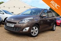 USED 2010 10 RENAULT GRAND SCENIC 1.5 DYNAMIQUE TOMTOM DCI 5d 105 BHP Sat Nav, 6 months warranty & more