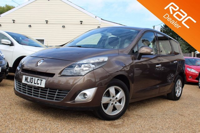 View our 2010 10 RENAULT GRAND SCENIC 1.5 DYNAMIQUE TOMTOM DCI 5d 105 BHP