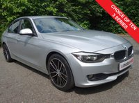 USED 2013 62 BMW 3 SERIES 2.0 320D EFFICIENTDYNAMICS 4d 161 BHP