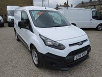 2014 FORD TRANSIT CONNECT 220 1.6TDCi 94 BHP L1 VAN WITH SIDE LOAD DOOR £8495.00