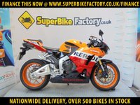 USED 2014 14 HONDA CBR600RR RA-D  GOOD & BAD CREDIT ACCEPTED, OVER 500+ BIKES