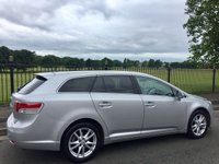 USED 2012 12 TOYOTA AVENSIS 2.0 TR D-4D 5d 125 BHP