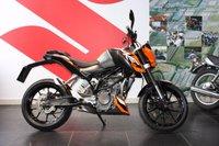 2012 KTM 125 DUKE