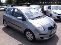 USED 2006 56 TOYOTA YARIS 1.3 T3 VVT-I 5d 86 BHP ***Excellent economy - reliable 1st car  - Low tax / insurance - Long MOT***