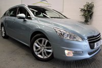 USED 2011 11 PEUGEOT 508 2.0 HDI SW ACTIVE 5d 140 BHP