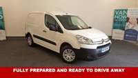 USED 2015 15 CITROEN BERLINGO 1.6HDi 90bhp 850 ENTERPRISE *Drive Away Today* 3 Seats, Air Con, Bluetooth/AUX/USB/MP3 To Reserve This Van Call 01709 866668 **Drive Away Today** Over The Phone Low Rate Finance Available
