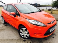 USED 2010 60 FORD FIESTA 1.2 EDGE 3d 81 BHP