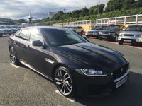 USED 2015 65 JAGUAR XF 3.0 V6 S Diesel 4d AUTO 300P/S 300P/S 'S' Model with Performance & Economy plus huge specification