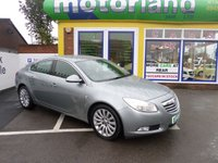 USED 2012 62 VAUXHALL INSIGNIA 2.0 SRI CDTI 5d 157 BHP 12 MONTHS MOT...6 MONTHS WARRANTY..JUST ARRIVED