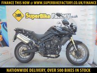 USED 2012 12 TRIUMPH TIGER 800  GOOD & BAD CREDIT ACCEPTED, OVER 500+ BIKES