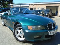 USED 1999 T BMW Z3 1.9 CONVERTIBLE SPORTS *GREAT VALUE CONVERTIBLE*