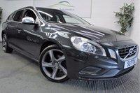 USED 2011 VOLVO V60 1.6 DRIVE R-DESIGN S/S 5d 113 BHP