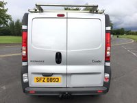 USED 2014 RENAULT TRAFIC 2.0 SL27 DCI SWB EXTRA 1d 115 BHP EXCELLENT CONDITION THROUGHOUT, EXCELLENT DRIVER