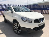 USED 2012 62 NISSAN QASHQAI 1.6 N-TEC PLUS IS DCIS/S 5d 130 BHP