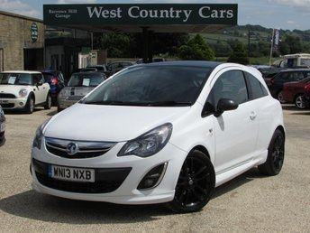 2013 VAUXHALL CORSA 1.2 LIMITED EDITION 3d 83 BHP £6500.00
