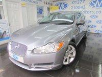 USED 2009 59 JAGUAR XF 3.0 V6 LUXURY 4d AUTO 240 BHP