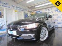 USED 2012 12 BMW 3 SERIES 2.0 320D LUXURY 4d 184 BHP