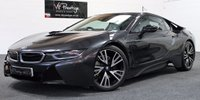 USED 2014 64 BMW I8 1.5 I8 2d AUTO 228 BHP **1 OWNER-HEAD UP DISPLAY**