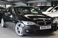 USED 2010 60 BMW 3 SERIES 2.0 320D M SPORT 2d 181 BHP BEAUTIFUL 320D M-SPORT COUPE WITH FULL BMW HISTORY