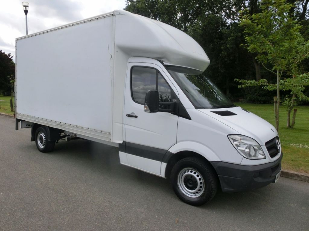8fb903706b USED 2008 08 MERCEDES-BENZ SPRINTER 2.1 311 CDI LWB CC 1d 109 BHP ...