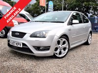 USED 2007 07 FORD FOCUS 2.5 ST-2 3d 225 BHP ++ SATELLITE NAVIGATION ++
