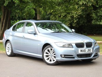 2011 BMW 3 SERIES 2.0 320D EXCLUSIVE EDITION 4dr Auto £11295.00