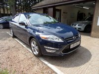 USED 2013 13 FORD MONDEO 1.6 TITANIUM TDCI 5d 114 BHP FULL SERVICE HISTORY, 1 OWNER, £30 A YEAR ROAD TAX, DAB RADIO WITH USB AND AUX CONNECTION, TINTED REAR GLASS, CRUISE CONTROL