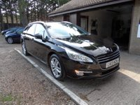 USED 2013 13 PEUGEOT 508 2.0 HDI SW ACTIVE 5d 140 BHP 1 OWNER FROM NEW, FULL SERVICE HISTORY, GLASS ROOF, CRUISE CONTROL