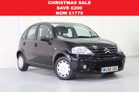 USED 2008 58 CITROEN C3 1.4 RHYTHM 5d 73 BHP HATCHBACK