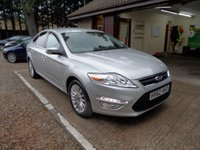 2012 FORD MONDEO 2.0 ZETEC BUSINESS EDITION TDCI 5d 138 BHP £5995.00