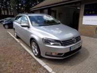 2013 VOLKSWAGEN PASSAT 1.6 S TDI BLUEMOTION TECHNOLOGY 5d 104 BHP £6995.00