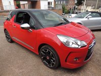 2013 CITROEN DS3 1.6 THP DSPORT PLUS 3d 156 BHP £7499.00