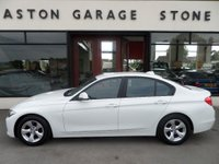 USED 2013 13 BMW 3 SERIES 2.0 320D EFFICIENTDYNAMICS AUTO 161 BHP ** 1 OWNER * F/S/H ** ONE OWNER * FULL SERVICE HISTORY