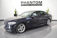USED 2011 11 BMW 5 SERIES 3.0 530D M SPORT 4d AUTO 242 BHP