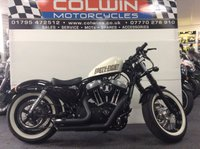 USED 2014 14 HARLEY-DAVIDSON XL 1200 1202cc FORTY EIGHT XL 1200 X 14  HARLEY FORTY-EIGHT!!!!