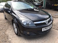 USED 2007 07 VAUXHALL ASTRA 1.6 SXI 3d 115 BHP
