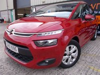 USED 2014 CITROEN C4 PICASSO 1.6 HDI VTR PLUS 5d 91 BHP Excellent Low Mileage, FSH, One Owner, No Deposit Finance