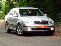 USED 2004 54 SKODA OCTAVIA 2.0 ELEGANCE TDI 5dr FSH CAMBELT REPLACED LOW MILES