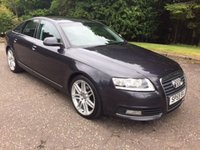 USED 2009 59 AUDI A6 2.0 TDI E SE 4d 134 BHP 6 MONTHS PARTS+ LABOUR WARRANTY+AA COVER