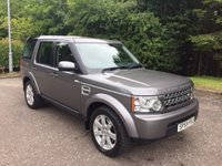 USED 2009 59 LAND ROVER DISCOVERY 3.0 4 TDV6 GS 5d AUTO 245 BHP 6 MONTHS PARTS+ LABOUR WARRANTY+AA COVER