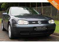 USED 2002 52 VOLKSWAGEN GOLF 1.8 GTI 3d 148 BHP AN ABSOLUTELY STUNNING MK4 GTI WHICH HAS TO BE SEEN!!!