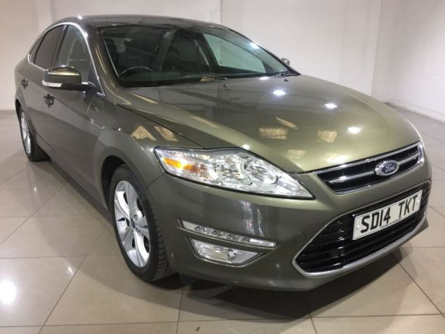 View our 2014 14 FORD MONDEO 2.0 TITANIUM X BUSINESS EDITION TDCI 5d 161 BHP