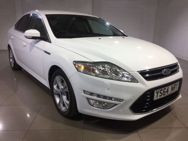 View our 2014 64 FORD MONDEO 2.0 TITANIUM X BUSINESS EDITION TDCI 5d 138 BHP