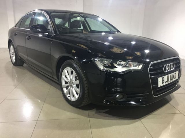 View our 2011 11 AUDI A6 2.0 TDI SE 4d 175 BHP