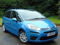 USED 2011 11 CITROEN C4 PICASSO 1.6 VTR HDI 5d 110 BHP FULL SERVICE HISTORY AND MOT MAY 2018