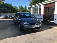 USED 2010 60 VOLKSWAGEN GOLF 1.4 S 5d 79 BHP NEED FINANCE? WE CAN HELP. WE STRIVE FOR 94% ACCEPTANCE