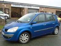 USED 2007 07 RENAULT SCENIC 1.6 DYNAMIQUE VVT 5d 111 BHP NEW MOT ON SALE+GREAT VALUE MPV