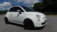 USED 2012 62 FIAT 500 0.9 STREET 3d 85 BHP